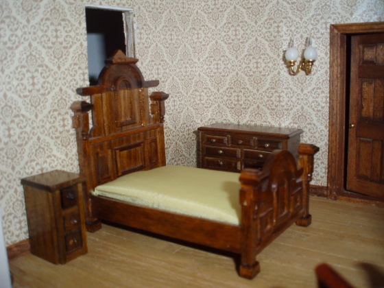 Victorian Bedroom Set I Originally Bought For This Room