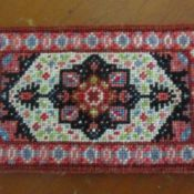 Heriz Carpet (half scale)