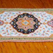 Small Georgian Carpet