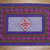Bold Victorian Carpet