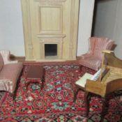 Persian Table Carpet