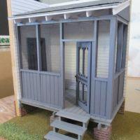 Back Porch Vignette