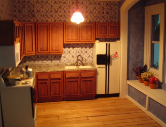 Fairfield kitchen cabinets (continued) | The Den of Slack