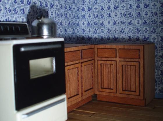 Fairfield kitchen cabinets | The Den of Slack