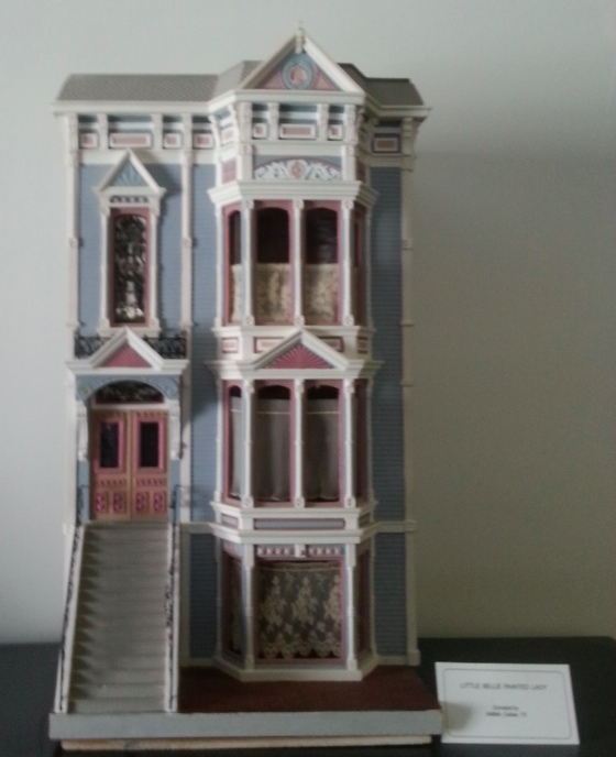 Dollhouse Miniatures St Louis: Two More Little Belle Dollhouses Uncovered