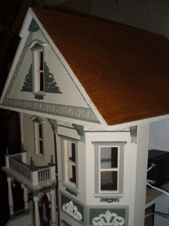 Queen Anne Rowhouse More Frivolous Trim The Den Of Slack