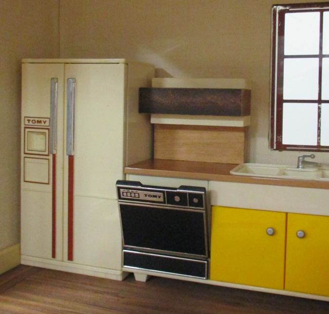 tomy dollhouse kitchen aka the yellowu201d