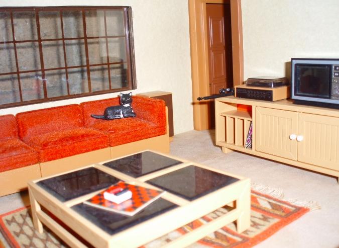 Tomy Smaller Homes Dollhouse The Den Of Slack