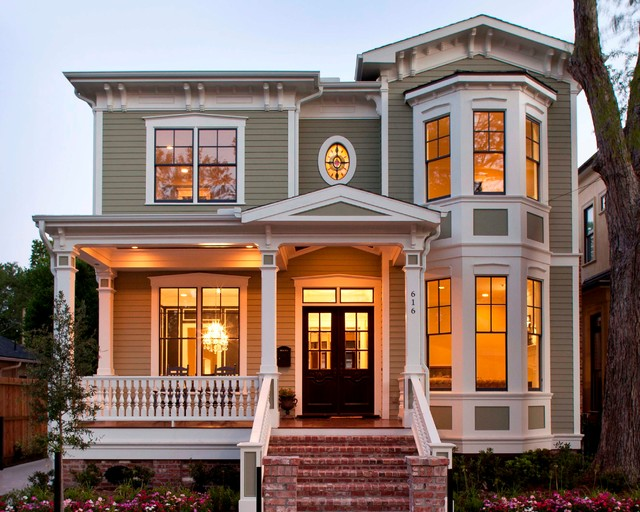 Victorianna – bay window exterior | The Den of Slack