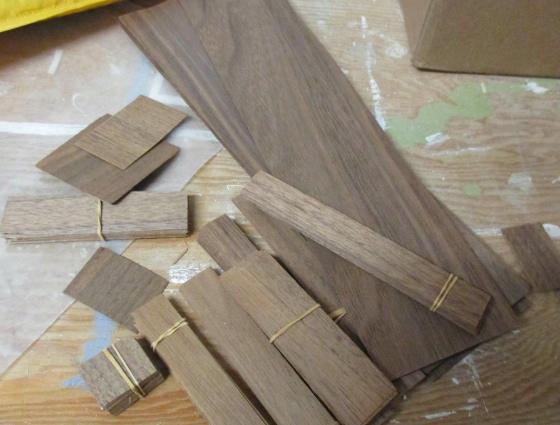 No Mess Hardwood Floors Made From Wood Veneer The Den Of