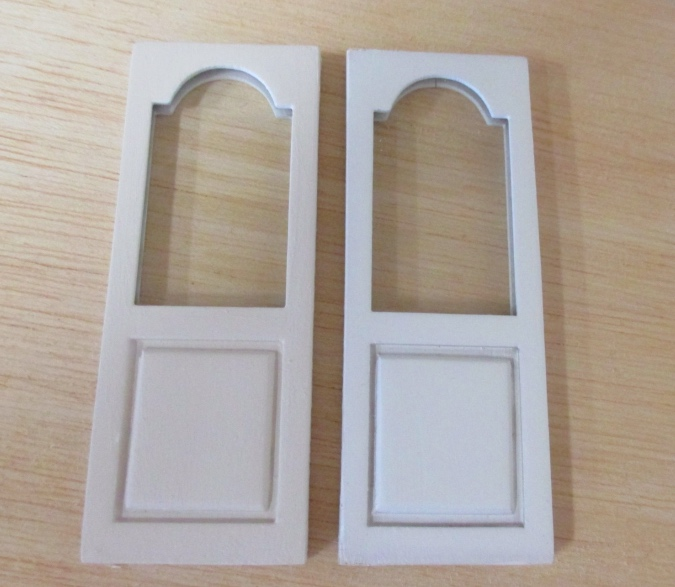 Wonderful To Pin Hinge The Door, I Laid It In The Frame And Used The Micro Drill To  Drill A Hole Through The Bottom Of The Frame And Up Into The Door.